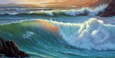 como el mar