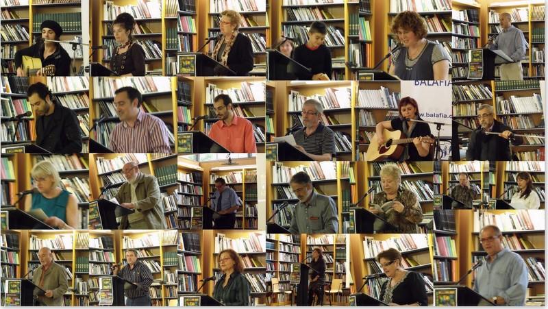 """"""" cuando los sentimientos pueden """" habla el corazón .encuentro poético Lleida ,7 de mayo de 2011"""